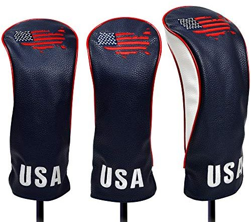 USA Golf Head Covers