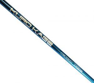 Mitsubishi Kuro Kage Blue 60 Regular Flex Driver/Wood Shaft