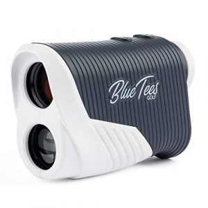 Blue Tees Golf Series 2 Pro Slope Laser Rangefinder