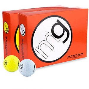 MG Golf Balls Senior