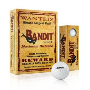 Bandit Maximum Distance Golf Balls