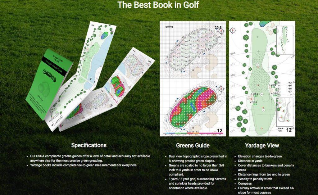Best golf green reading book - AEC Info