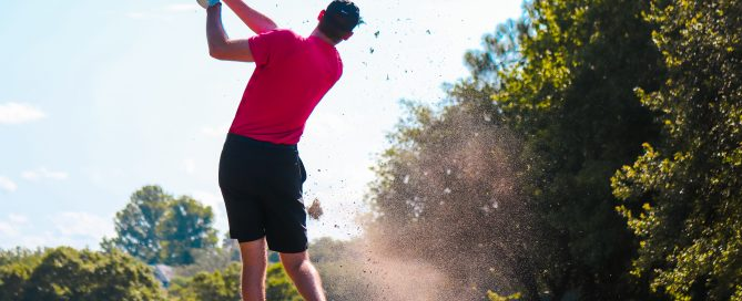 More lag in golf swing - AEC Info