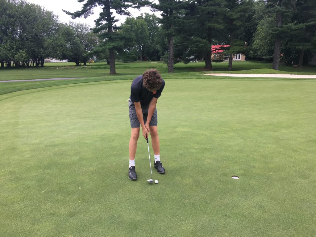 What is the correct putter for my height - AEC Info