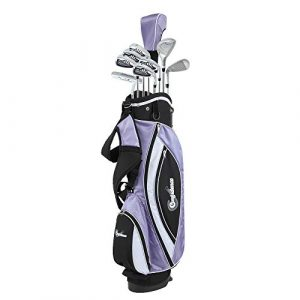 Confidence Golf Petite Lady Power V3 Club Set & Stand Bag