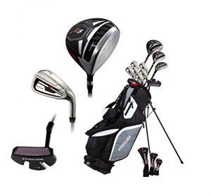 Left Handed Precise M5 Golf Club Set for Tall Men