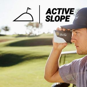 Blue Tees Golf Series 2 Pro active slope